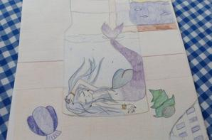 Voici mes premiers dessins