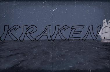 photo clip Le Kraken