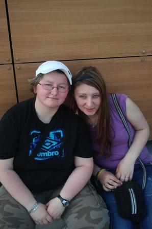 photo de moi et ma meilleure amie