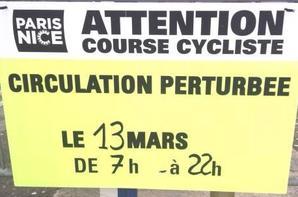 Paris Nice arrive le Jeudi 13 Mars sur Rive de Gier