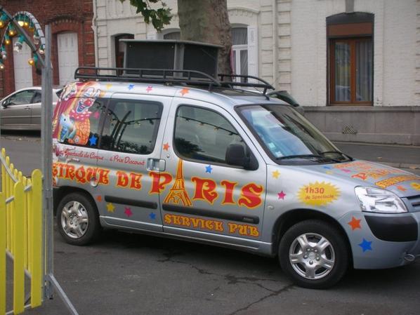 cirque de paris n°01