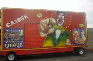 circus alexis n°01