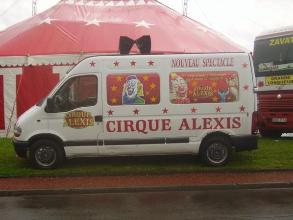circus alexis n°02
