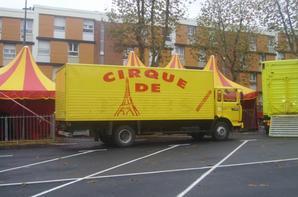 les camions + voiture pub