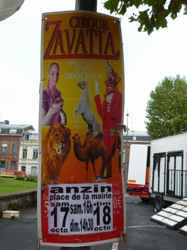 cirque zavatta (ex francky) a anzin n°01
