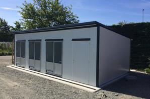 FOURRIERE ISOLE de 32.00 m² dans le 44