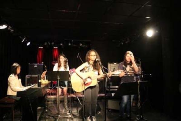 Premier concert de SLA5M au festival Zic Zados