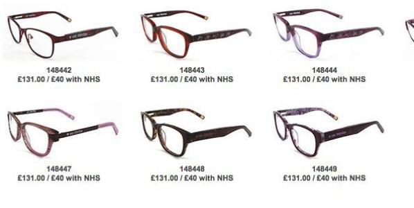 Les 1D se lancent dans les lunettes !!