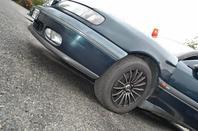 voici la voiture d'un nouveau membre : renault safrane