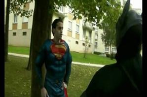 Photos du tournage en cours Man of Steel 2