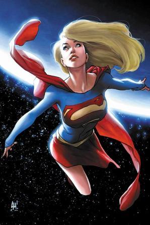 Faora et Supergirl dans le prochain épisode !