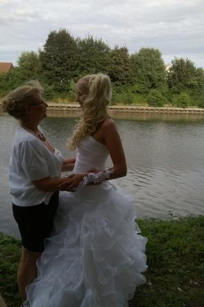 ***** Mariage de ma filleule Céline et Julien ****