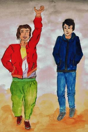 Seb et Jules