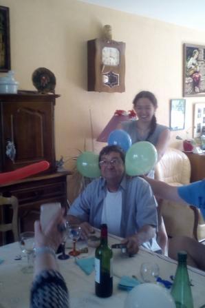 C'est mon anniversaire ! 😁