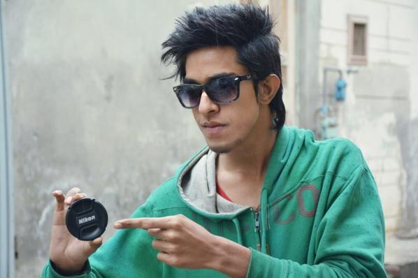 Model Muhammad Usman