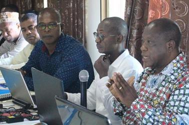 Anjouan : Rédaction d'un avant-projet de Loi électoral.