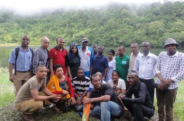 Opération éco-tourisme, l'Exécutif d'Anjouan en randonnée