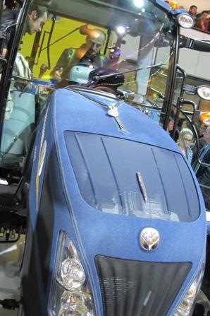 les tracteurs inédits et insolites du SIMA