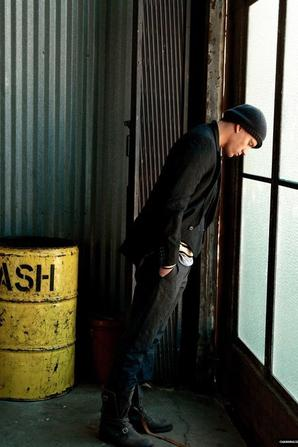 Nouveau photoshoot de channing !!