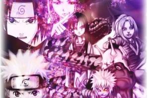 Des images de Naruto, Sasuke, Gaara....