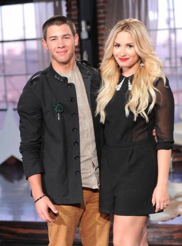 Demi (Lovato) & Nick ?!