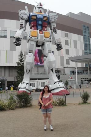 6 Juin: Odaiba !