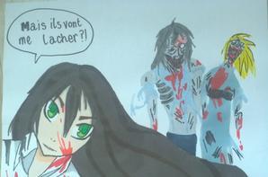 Concour Dessin Zombies