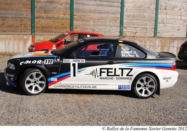 voici les voiture qui seront la le 18 aout 2013 aux rallye des famenne en belgique..