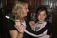 moi et mon n oursonne adoree avec ma fille adoree elodie jolie..