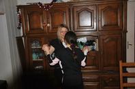 marie claire qui danse avec mon n elodie jolie.