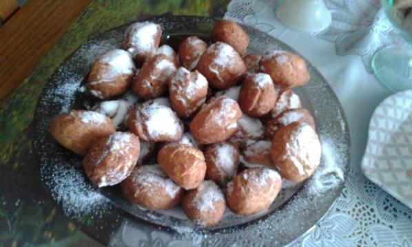 minis beignets nature sucres