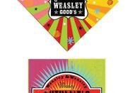 • Paper props Weasley's
