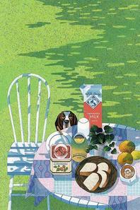 Quiet Afternoons - Masaaki Yasuda illustrator