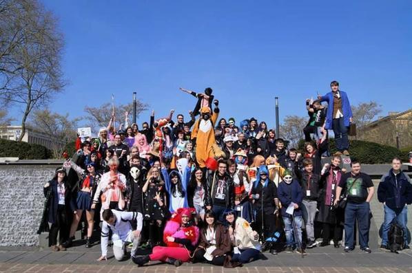 Go taku day (convention #7)