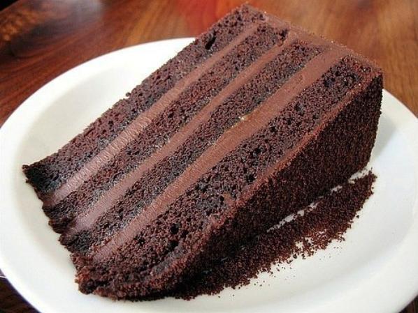 Cake au chocolat *-*