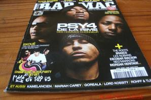 Journaux rap mag