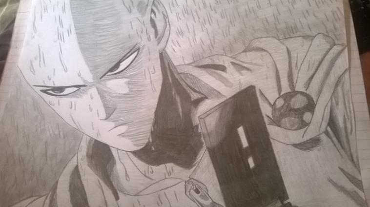 Saitama de One Punch Man !