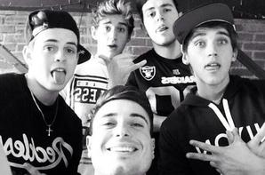 16/09/2013 - Photos des garçons, postées récemment à Los Angeles (2)