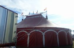 cirque bostok le chapiteau