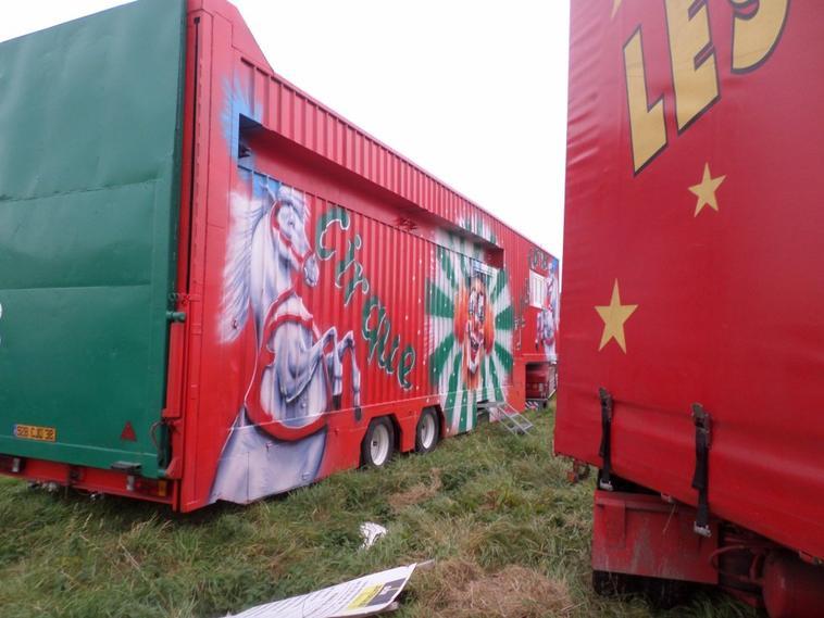 Cirque Italiano ( Gougeon ) Wavrin 2016