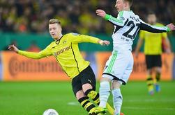 Borussia Dortmund- Wolfsbourg (15/04/14)