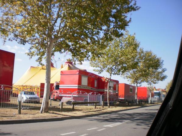 suite du cirque FRANCO ITALIEN