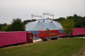 cirque sur l'eau