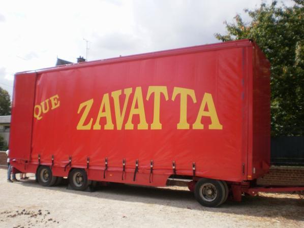 CIRQUE F ZAVATTA