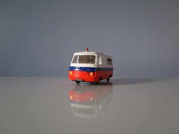 Nouveau véhicule pour le cirque Jean Richard !!!