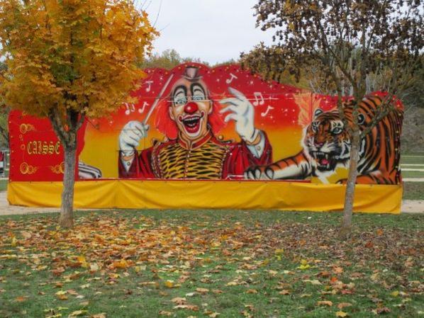 Cirque FLOYD LANDRI , la caisse !!!