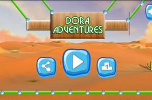 DORA ADVENTURES (Android game)