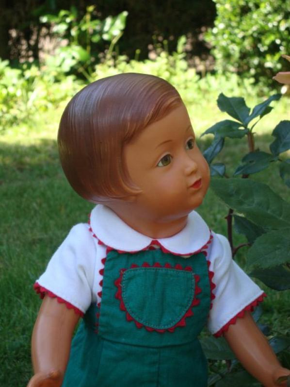 c'est l'été,Françoise ne résiste pas à l'appel du jardin et de tous ses trésors ......
