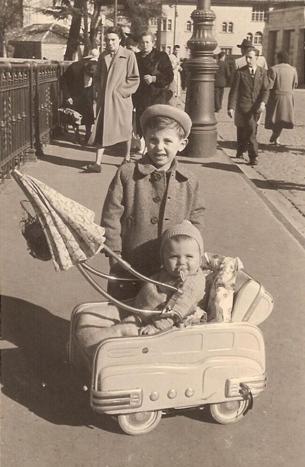 Un petit tour dans les années 50....