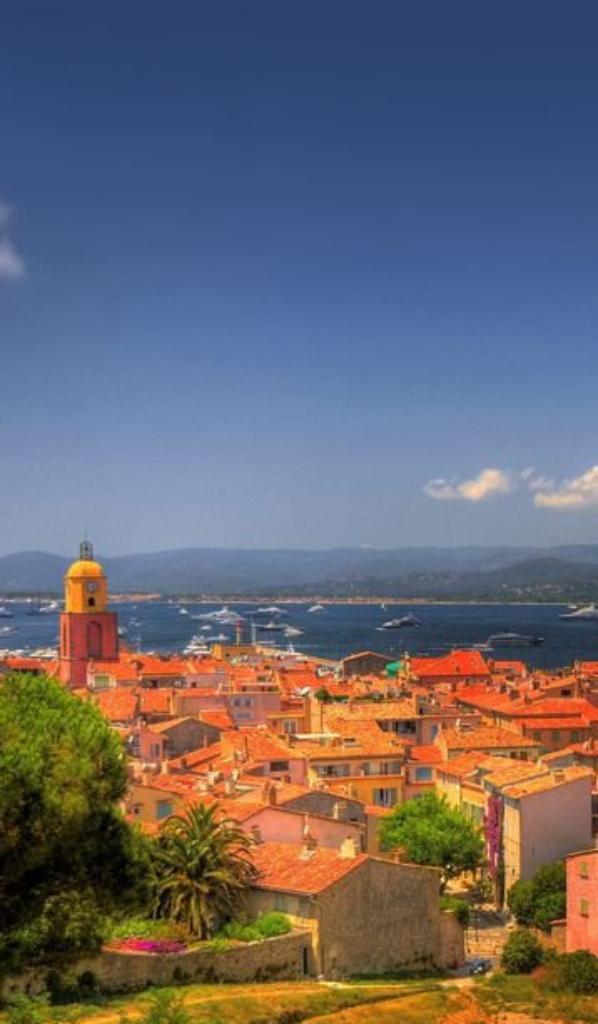 Saint Tropez - France.....